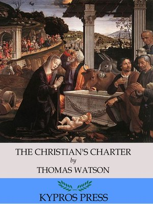 cover image of The Christian's Charter
